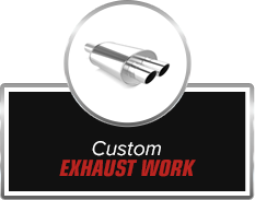 Custom Exhaust Work in Celina, OH