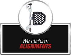 Wheel alignments in Celina, OH